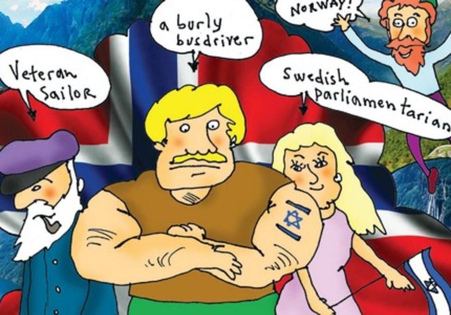 Finding friends In Norway