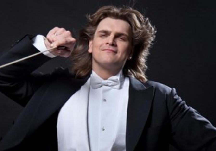 Russian conductor Konstantin Chudovsky