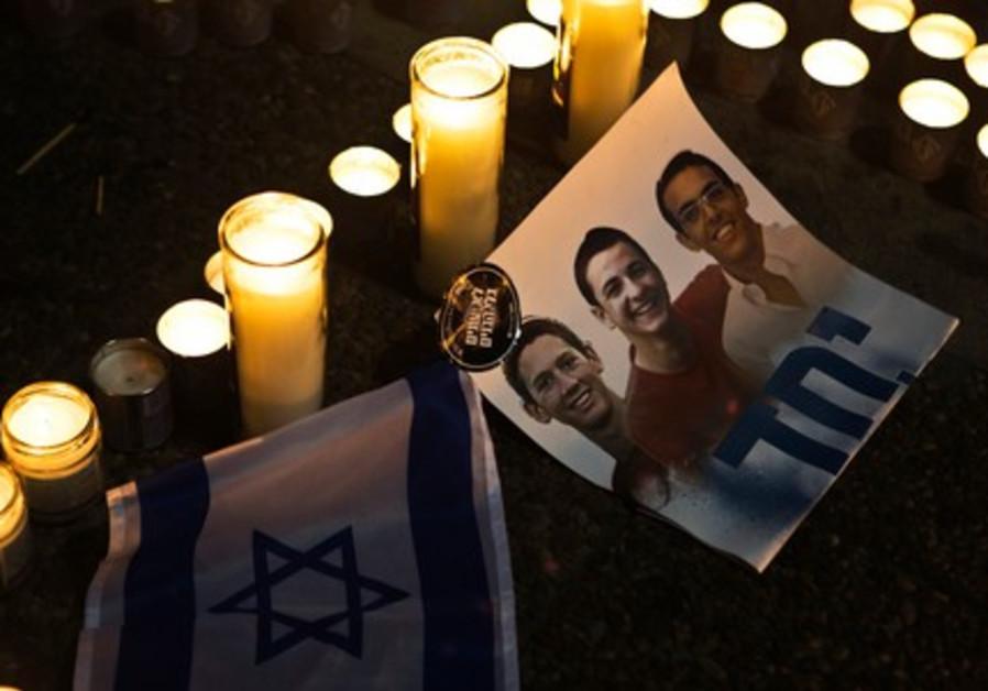 Kidnapped israelis
