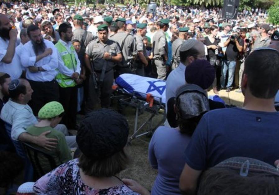 Fraenkel funeral