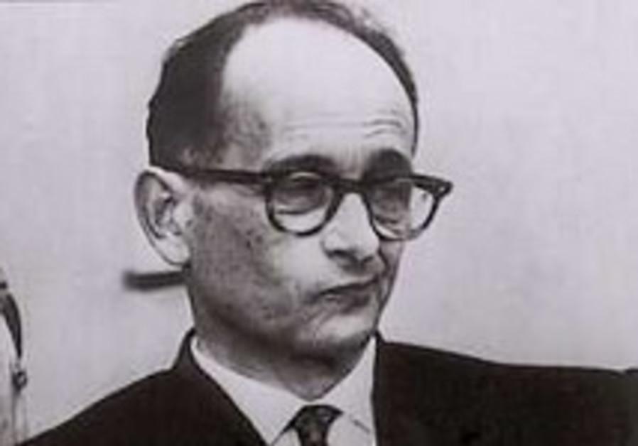 The end of Eichmann