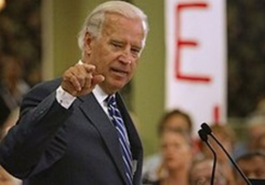 Biden: Israel must back two states