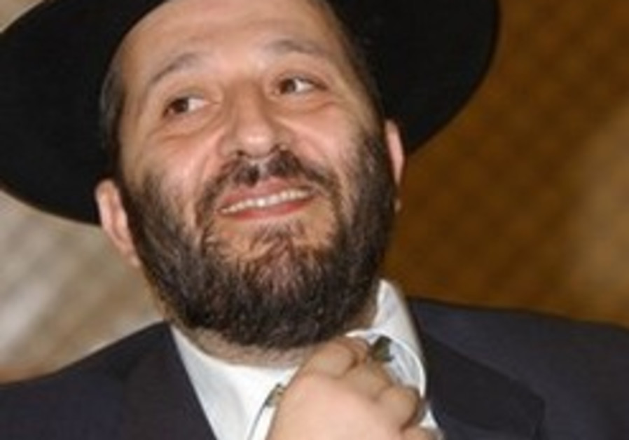 Analysis: Deri's return to Shas more likely with mayoral option closed