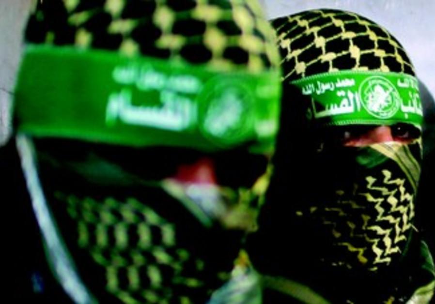 La prise d'otages était le fait du Hamas.