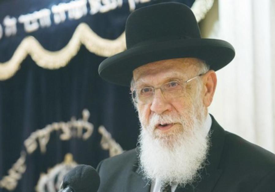shas rabbi