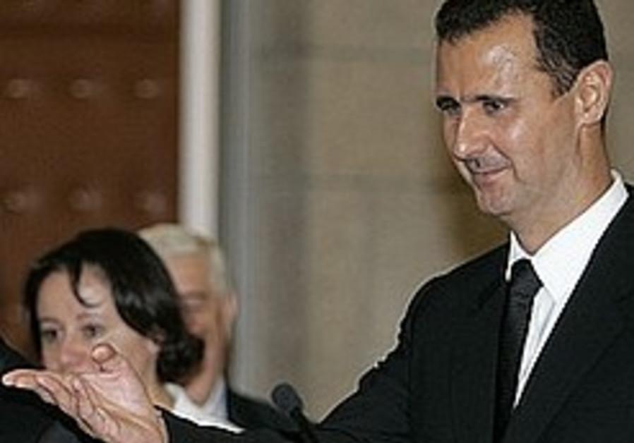 Assad: Hizbullah is not my problem