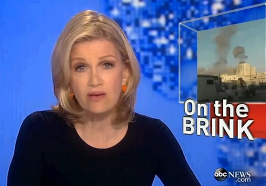 ABC News gaffe invites ridicule from pro-Palestinian Twitter