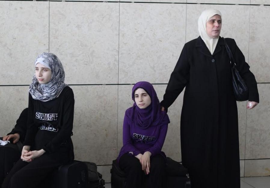 Palestinian dual citizens