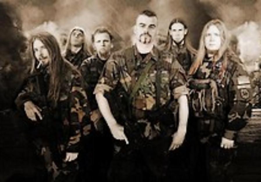 Heavy metal 'hasbara'