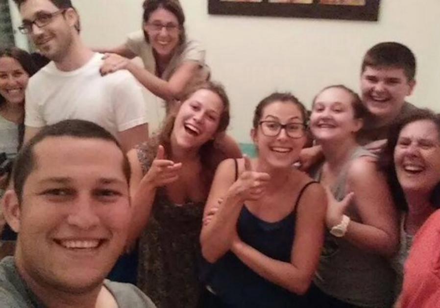 Bomb Shelter Selfies
