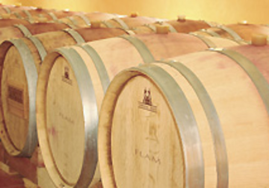 The home of Israeli wine