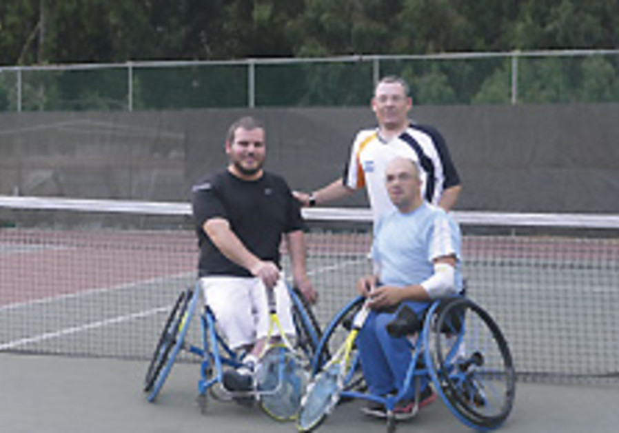 Going for gold: High hopes for Israel's Paralympic team in Beijing