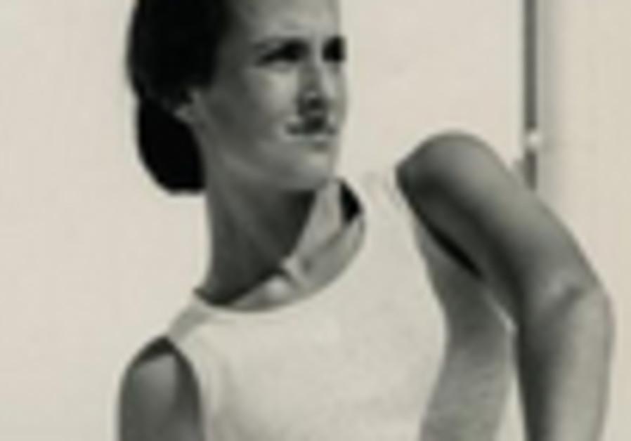 Liselotte Grschebina, Lanceuse de disque, 1937