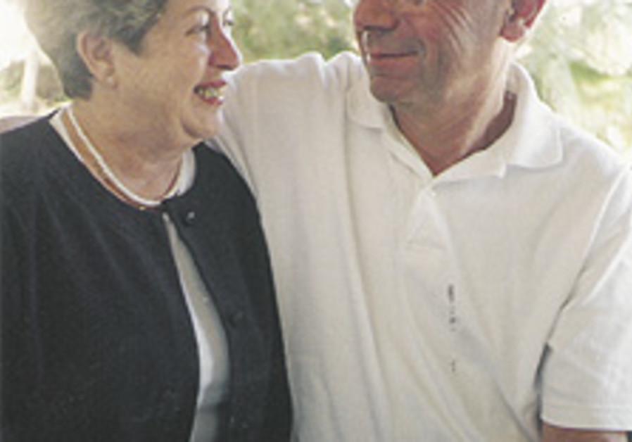 Veterans: Robert, 71, and Julka, 70, Gero