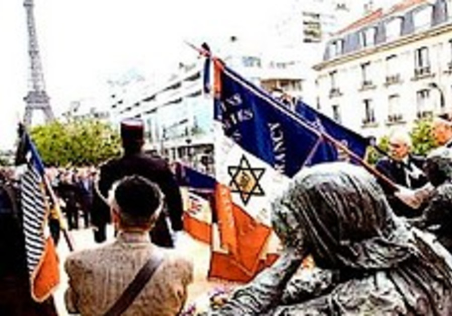 '4 Jewish Defense League members arrested over attack on Paris bookstore'