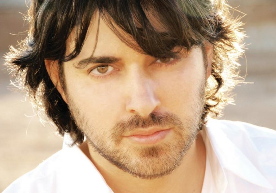 singer-songwrter Gilad Segev