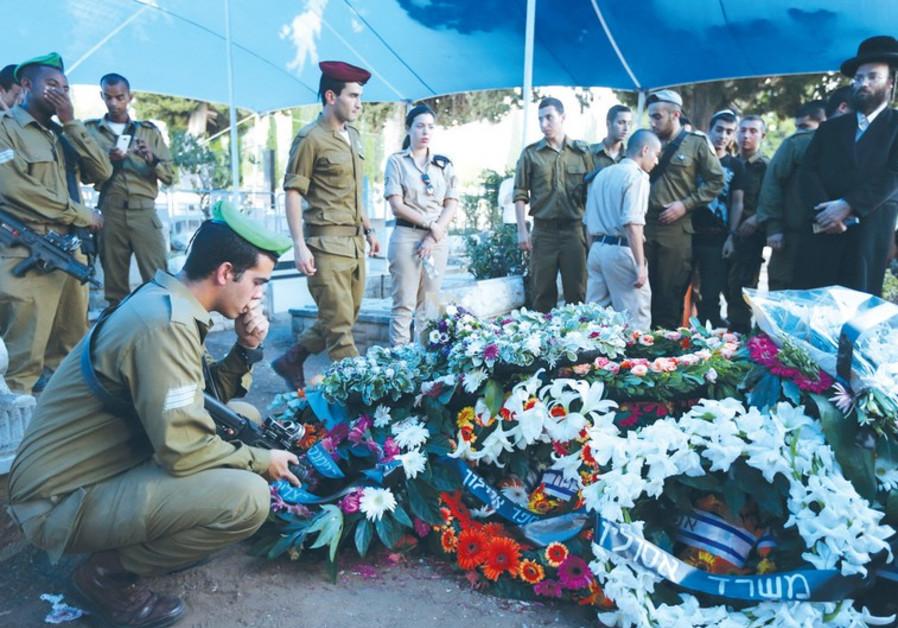 Funeral of Sgt. Shon Mondshine