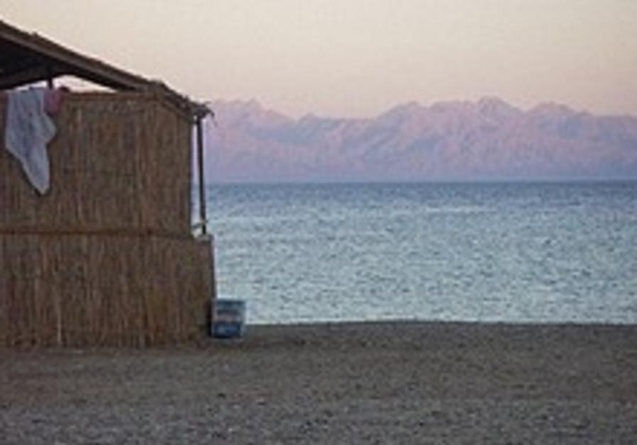 Israelis warned to avoid Sinai on Pessah