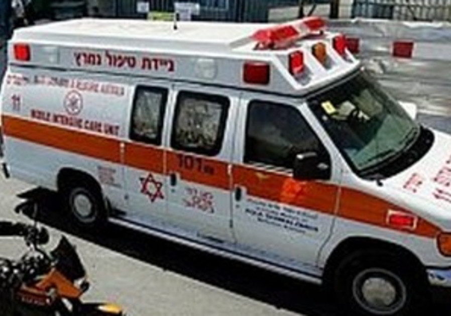 MDA paramedic from Eilat delivers baby in Haiti