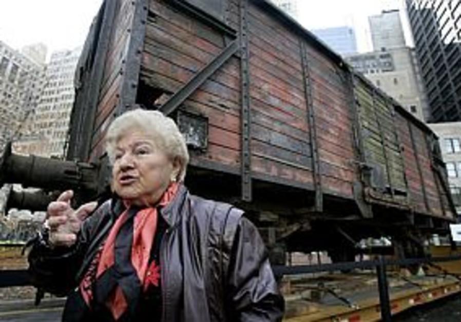 nazi era holocaust railroad car 298.88