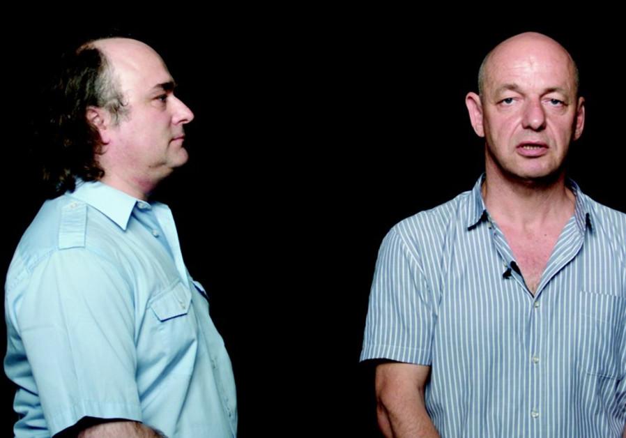 Friedemann Derschmidt et Shimon Lev