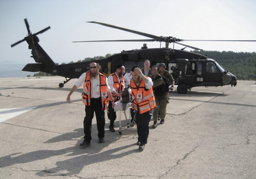 Search and Rescue Forces