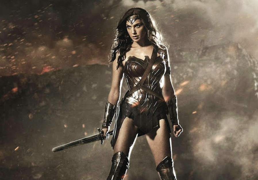 GAL GADOT plays the iconic heroine Wonder Woman in the upcoming 'Batman vs. Superman'