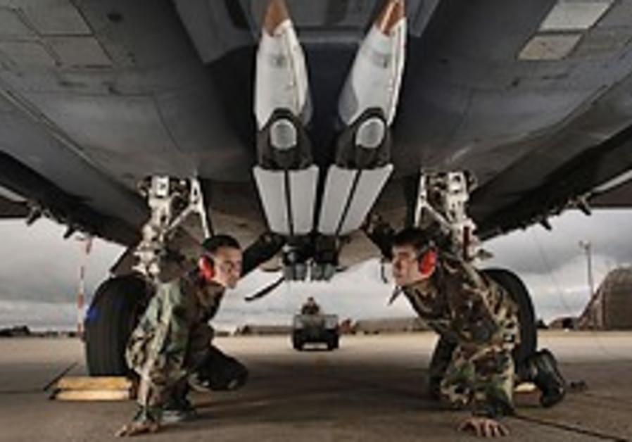 Israel slated to buy US smart bombs