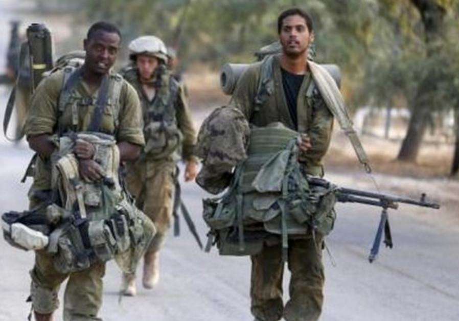 idf withdraws from gaza