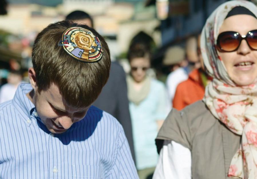 Jewish Muslim