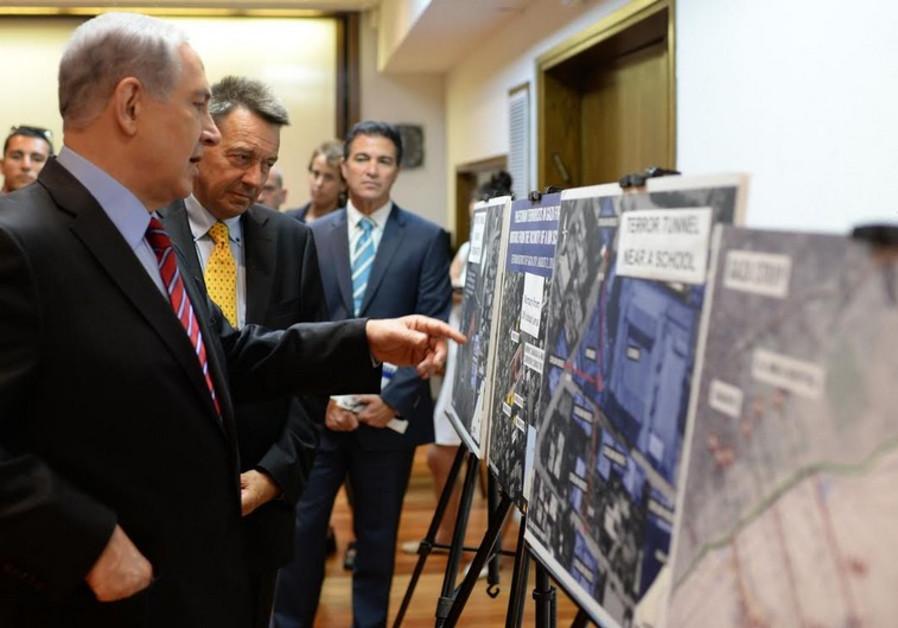 Netanyahu, Peter Maurer