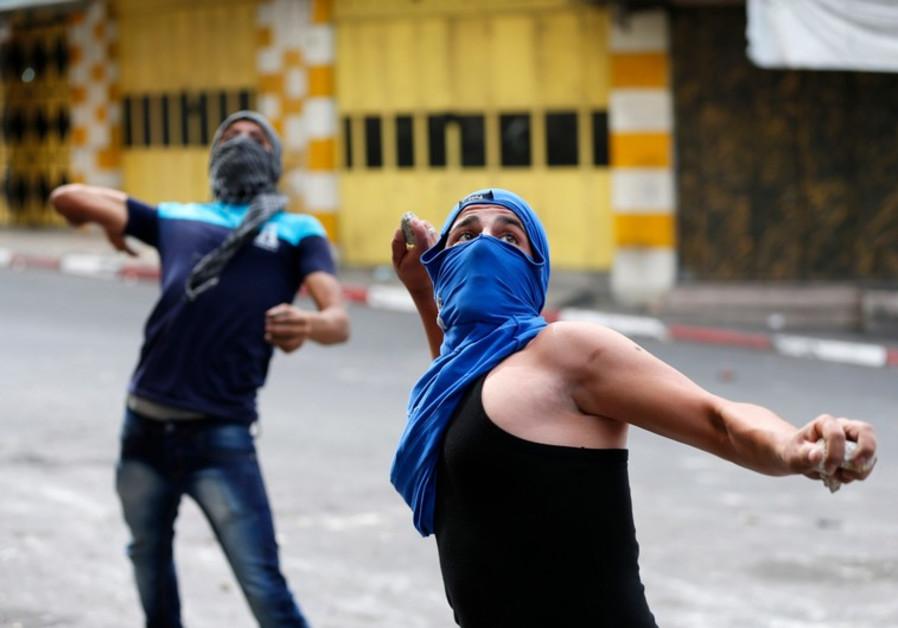 west bank clash
