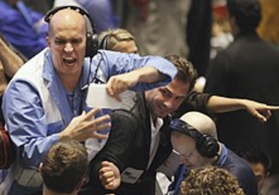 US stocks recoil, profit-taking sets in