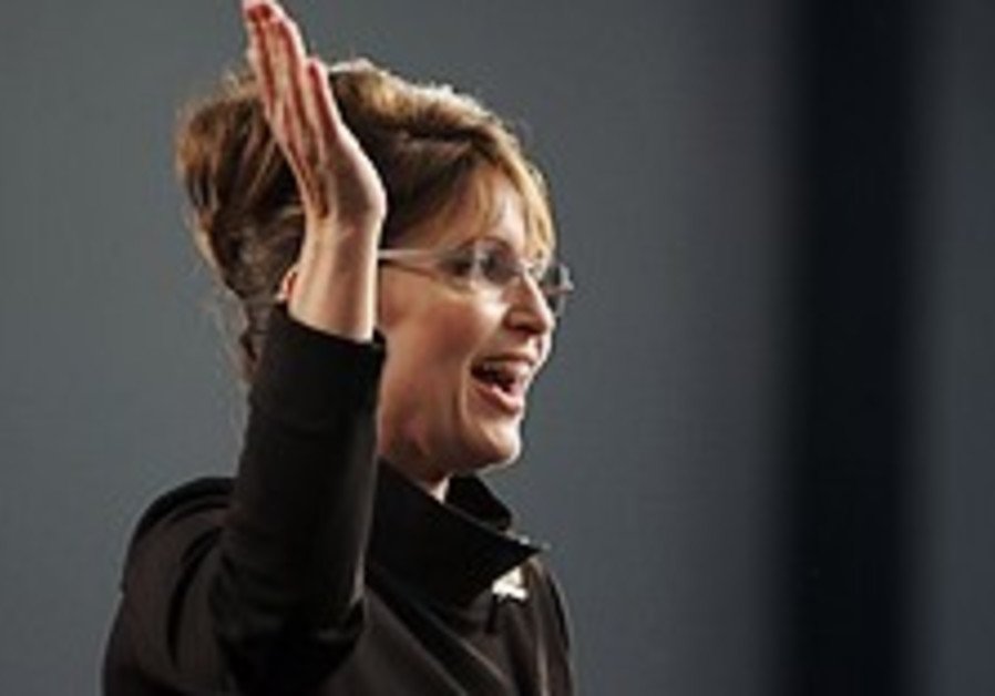 Palin: Obama palling around with terrorists