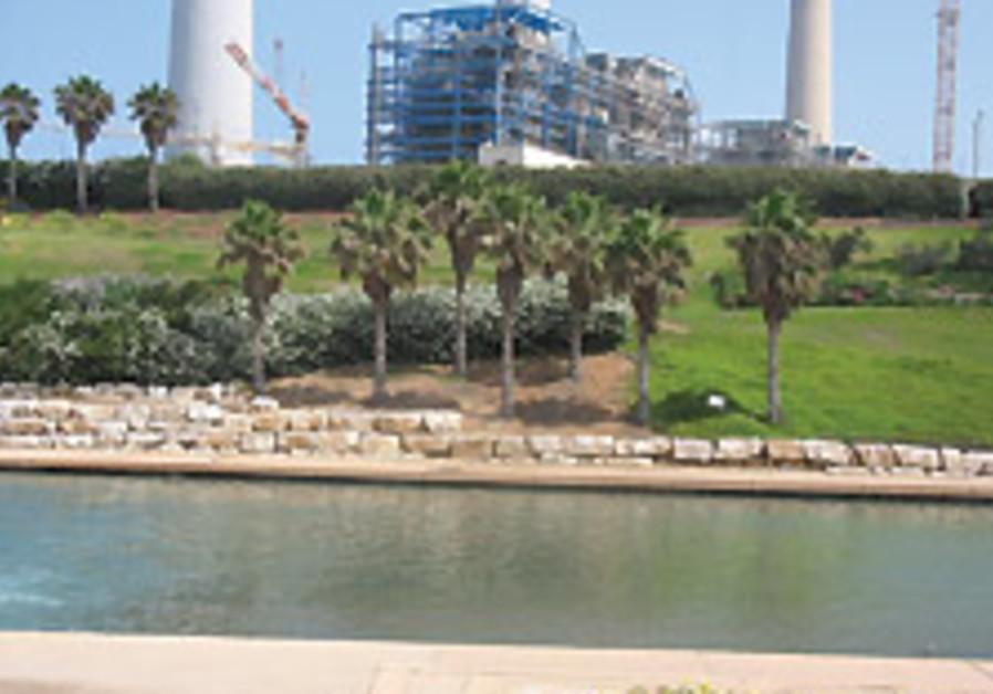 Hadera's lost lagoons