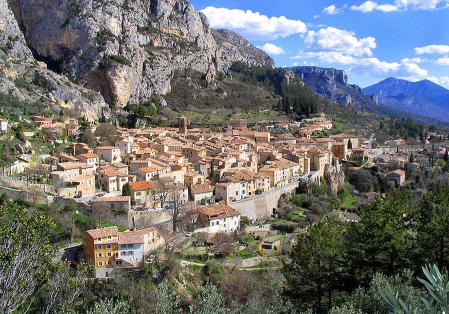 Moustiers Sainte-Marie en Provence