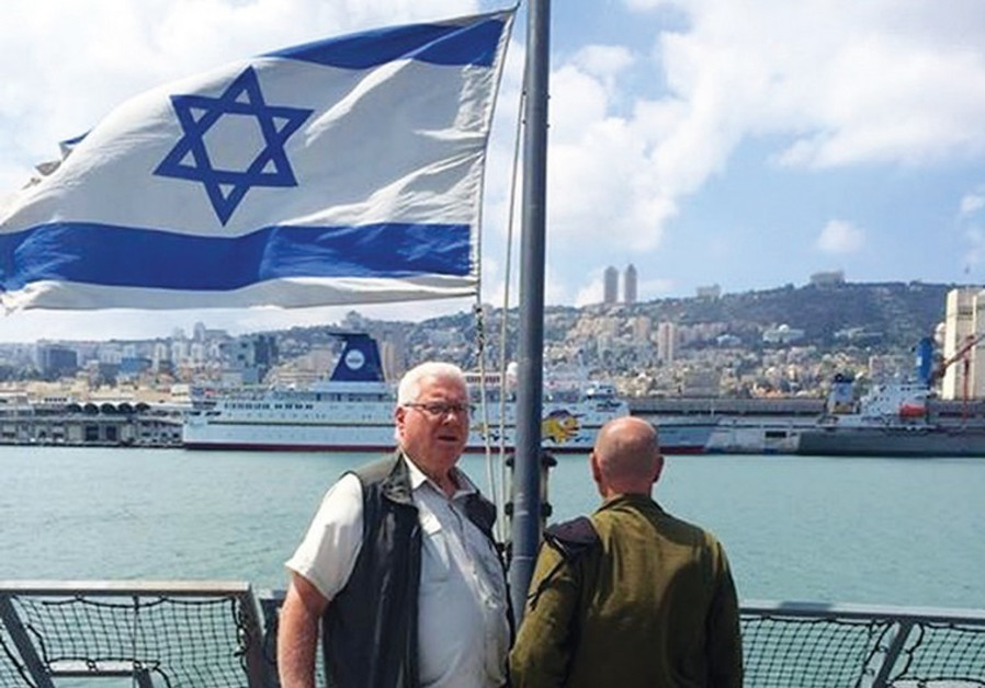 Solidarity mission to Israel