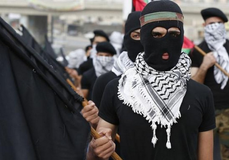 Image result for pics of hamas neck scarves