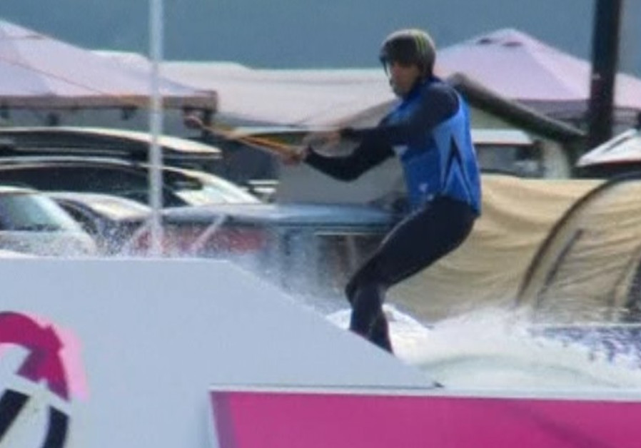 lior sofer wakeboard