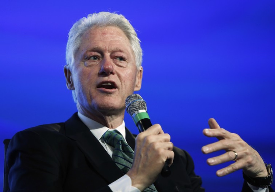 Bill Clinton: 'I killed myself trying to give Palestinians a state'