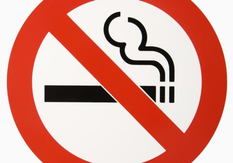 No-Smoking Sign