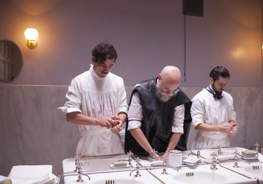 'The Knick,' a new TV drama series