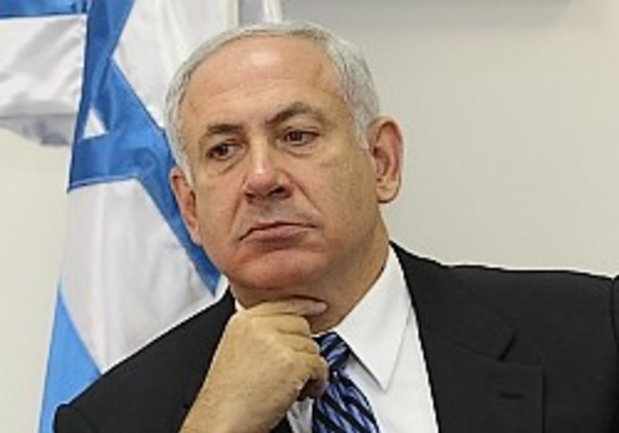 Netanyahu bids to forge joint economic rescue plan