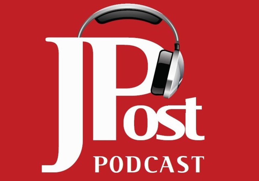JPost podcast logo