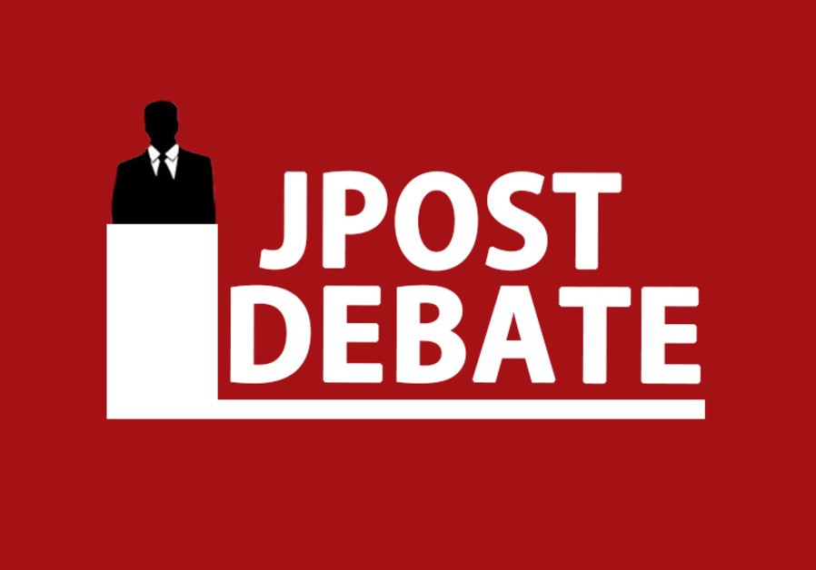 Jpost Debate Logo New