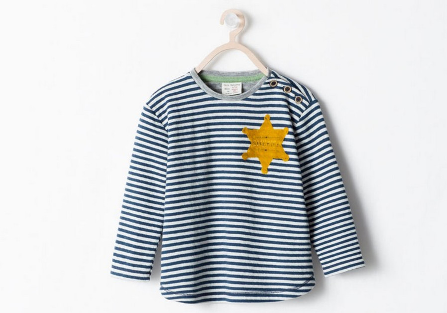 Zara's controversial T-shirt design