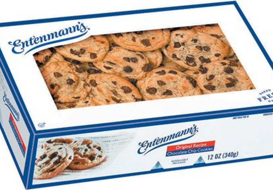Entenmann's cookies