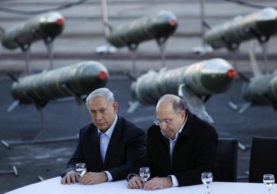 Netanyahu and Ya'alon