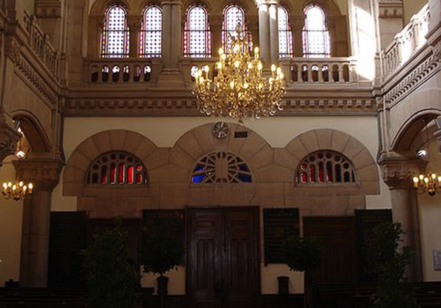 Great Synagogue of Lyon