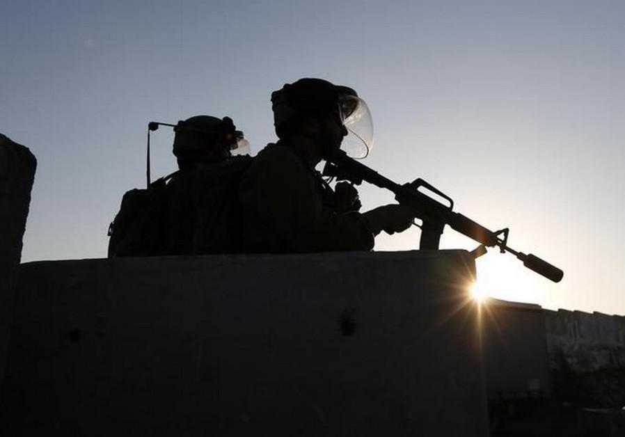 checkpoint Qalandia